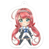 Key Chain - Kantai Collection / Kawakaze (Kan Colle)