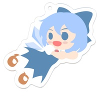 Key Chain - Touhou Project / Cirno