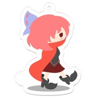 Key Chain - Touhou Project / Sekibanki