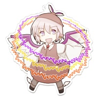 Key Chain - Touhou Project / Mystia Lorelei