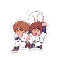Key Chain - Ace of Diamond