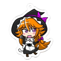 Key Chain - Touhou Project / Kirisame Marisa