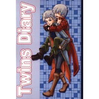 Doujinshi - Devil May Cry / Vergil x Dante (Twins Diary) / ななます星