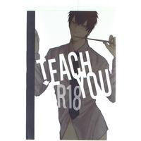 Doujinshi - Gintama / Gintoki x Hijikata (TEACH YOU) / fuzz.