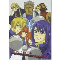 Doujinshi - Tales of Vesperia / All Characters (Tales Series) (inherit the Justice) / 半透明