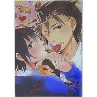 Doujinshi - Tales of Xillia / Alvin x Jude Mathis (Cafe Love) / POST CUBE