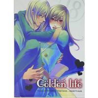 [Boys Love (Yaoi) : R18] Doujinshi - Tales of the Abyss / Peony x Jade Curtiss (Golden life) / meria