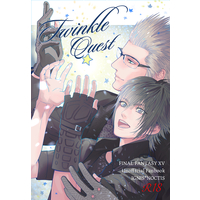 [Boys Love (Yaoi) : R18] Doujinshi - Novel - Anthology - Final Fantasy XV / Ignis x Noctis (Twinkle Quest) / ソロフライト , 白身スター , Sweets Box -すいぼく-