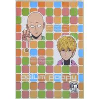 [Boys Love (Yaoi) : R18] Doujinshi - One-Punch Man / Saitama x Genos (opium poppy) / うさぎの円舞曲