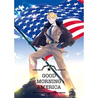 Doujinshi - Hetalia / United Kingdom x America (GOOD MORNING AMERICA) / アメヤ