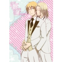 Doujinshi - Hetalia / United Kingdom x France (For You Alone) / ときどきする通販
