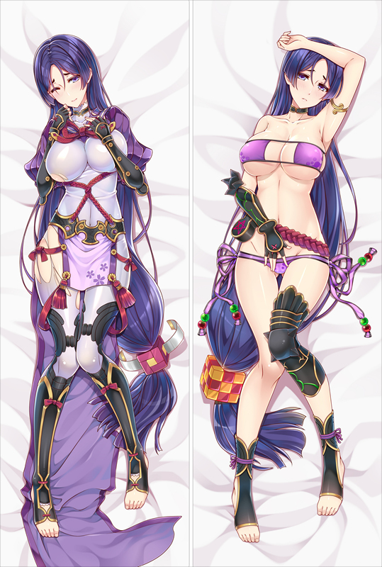 Dakimakura Cover - Fate/Grand Order / Lancer & Minamoto no Raikou