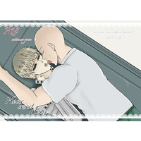 [Boys Love (Yaoi) : R18] Doujinshi - One-Punch Man / Saitama x Genos (Home Sweet Home) / BLue Phantom