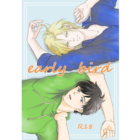 [Boys Love (Yaoi) : R18] Doujinshi - BANANA FISH / Ash x Eiji (early bird) / earthy inc.
