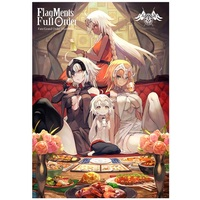 Doujinshi - Illustration book - Compilation - Fate/Grand Order (Flagments Full Order) / 珈琲紳士の部屋