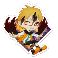Key Chain - SERVAMP / Lawless