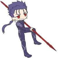 Strap - Fate/stay night / Lancer