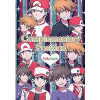 Doujinshi - Novel - Anthology - Pokémon / N & Green & Red (Complementary Position) / 食糧庫