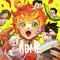 Doujinshi - Illustration book - The Promised Neverland (HOME) / Comic Valley