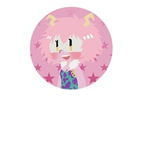 Badge - My Hero Academia / Ashido Mina