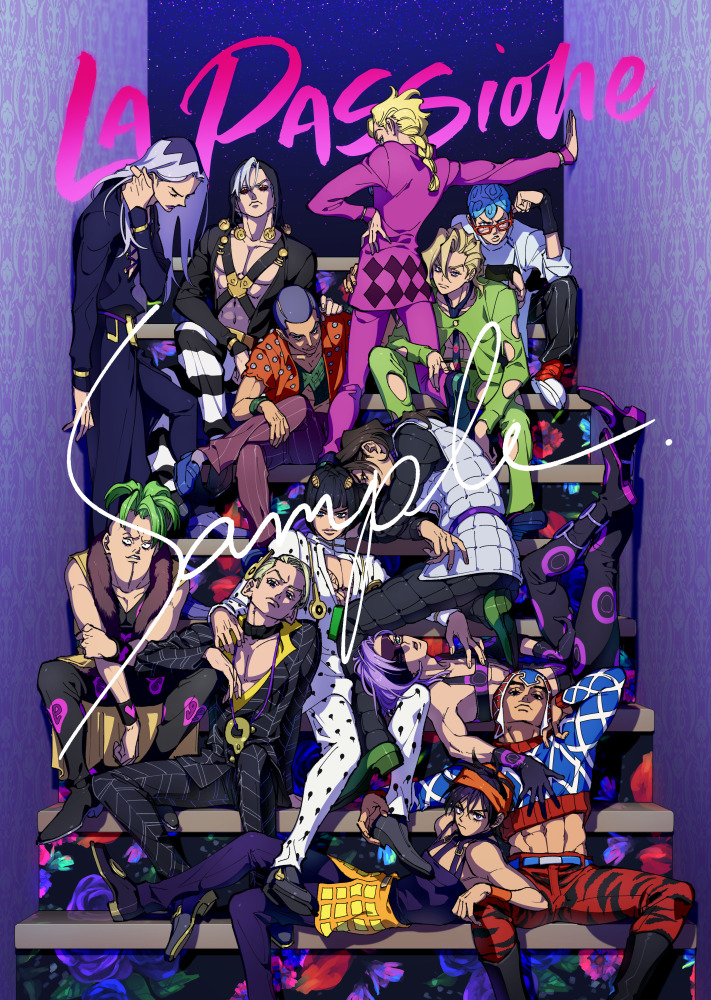 Doujinshi - Illustration book - Jojo no Kimyou na Bouken / All Characters (JoJo) (CHOCOLATE BOAT) / シュリンプ