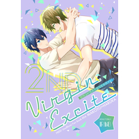 [Boys Love (Yaoi) : R18] Doujinshi - Free! (Iwatobi Swim Club) / Makoto x Haruka (2nd virgin Excite) / Smart Cat