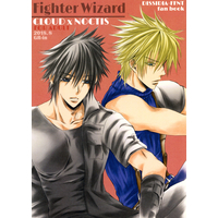 [Boys Love (Yaoi) : R18] Doujinshi - Final Fantasy XV / Cloud x Noctis (Fighter Wizard) / GR-in
