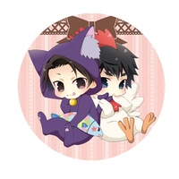 Badge - Joker Game / Miyoshi & Sakuma