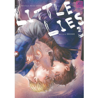 [Boys Love (Yaoi) : R18] Doujinshi - Captain America (LITTLE LIES 3) / about:memory