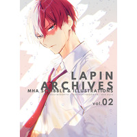 Doujinshi - Illustration book - My Hero Academia / Bakugou Katsuki & Midoriya Izuku & Todoroki Shouto (LAPIN ARCHIVES vol.02) / lapin