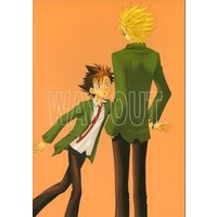 Doujinshi - Eyeshield 21 / Hiruma Yōichi x Kobayakawa Sena (WAY OUT) / DOM★BOM