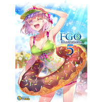 Doujinshi - Illustration book - Fate/Grand Order (FGO Illustrations 5) / ReDrop