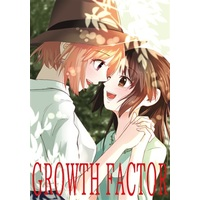 Doujinshi - IM@S: Cinderella Girls / Tachibana Alice & Aiba Yumi (GROWTH FACTOR) / かんしょく飴