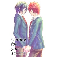 [Boys Love (Yaoi) : R18] Doujinshi - UtaPri / Otoya x Tokiya (waiting for you…1) / 15min