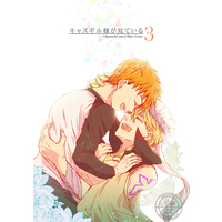 [Boys Love (Yaoi) : R18] Doujinshi - Novel - Fate/stay night / Gilgamesh x Shirou Emiya (キャスギル様が見ている3) / 猫'ism