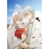 [Boys Love (Yaoi) : R18] Doujinshi - Novel - IDOLiSH7 / Yotsuba Tamaki x Ousaka Sougo (四季折々のソナタ) / Nekomanma