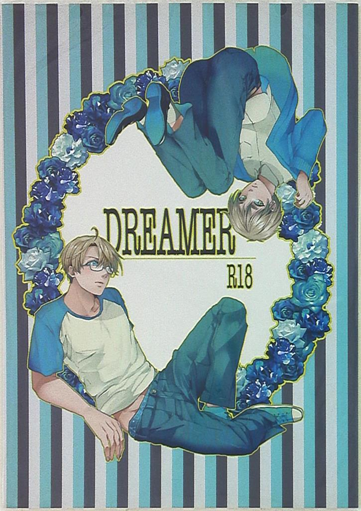 [Boys Love (Yaoi) : R18] Doujinshi - Hetalia / America x United Kingdom (DREAMER) / BLUE*ROSE