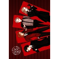 "Doujinshi - Novel - Omnibus - UtaPri (Hole in The ""Aces"") / Katri*"