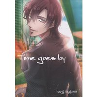 Doujinshi - Novel - Meitantei Conan / Hagiwara Kenji (Time goes by) / ちがや