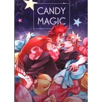 Doujinshi - My Hero Academia / Kirishima Eijiro x Bakugou Katsuki (CANDY MAGIC ☆僕のヒーローアカデミア) / そらのたび