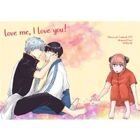 Doujinshi - Gintama / Gintoki x Shinpachi (love me,I love you!) / dropwort