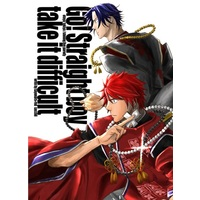 Doujinshi - UtaPri / Otoya x Tokiya (Go!Straight boy take it difficult) / SAYONARA-RED