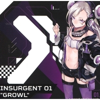 "Doujin Music - Insurgent 01 ""Growl"" / JuggerNote Records / JuggerNote Records"