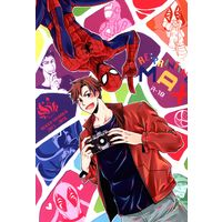 [Boys Love (Yaoi) : R18] Doujinshi - Spiderman / Deadpool & Peter (RE:PRINTING MAX) / REKKA