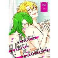[Boys Love (Yaoi) : R18] Doujinshi - Lucky Dog 1 / Bernardo x Giancarlo (Love Your Enemies) / ハイドレンジアワルツ