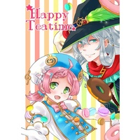 Doujinshi - Shironeko Project (Happy Teatime) / ふゆ☆こん