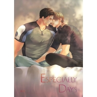 [Boys Love (Yaoi) : R18] Doujinshi - Novel - Biohazard (Resident Evil) / Chris Redfield x Leon S  Kennedy (ESPECIALLY DAYS) / clr &Ouinta YUNO