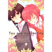 Doujinshi - Inazuma Eleven GO / Shindou x Ranmaru (You are my Destiny わたしの運命の人) / Tsurubara