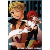 Doujinshi - Tales of the Abyss / All Characters (Tales Series) (LIVE:LIFE) / Samurai Rockers