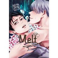 [Boys Love (Yaoi) : R18] Doujinshi - Yuri!!! on Ice / Victor x Katsuki Yuuri (Melt) / ねじまきH制作所